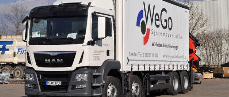 Lkw Fahrer Stellenangebote - Neutraubling - Wego Systembaustoffe