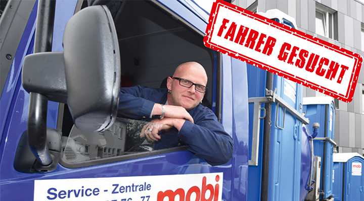 Stellenangebot Lkw Fahrer - Garching Bei München - Mobi