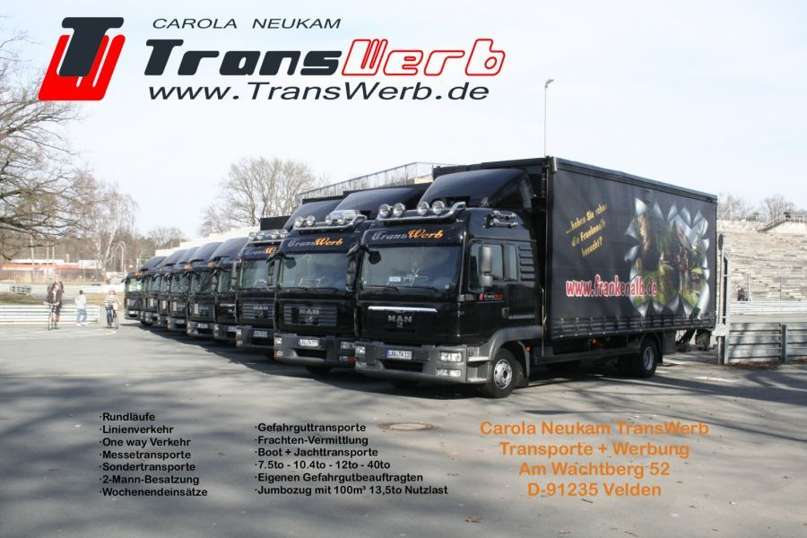 kraftfahrer jobs n rnberg transwerb transporte nd. Black Bedroom Furniture Sets. Home Design Ideas