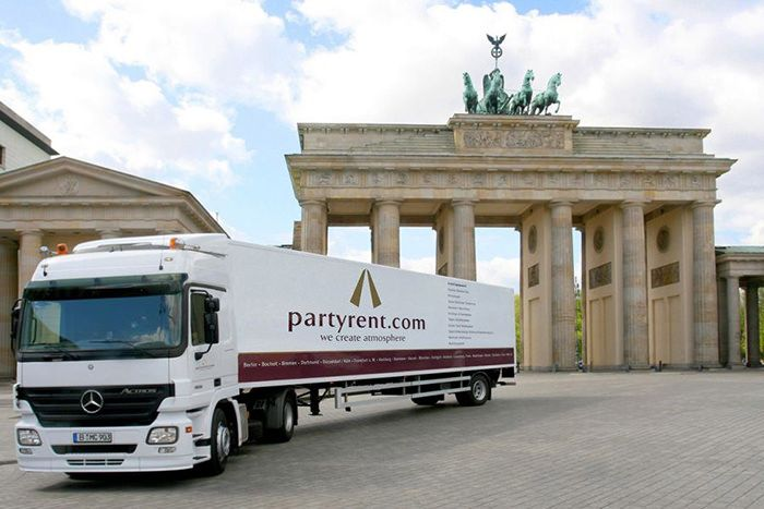 stellenangebot lkw fahrer 13156 berlin party rent group job 2318. Black Bedroom Furniture Sets. Home Design Ideas
