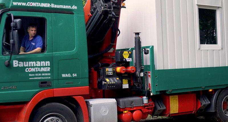 kraftfahrer stellenangebot bonn baumann logistik gmbh co kg job 2565. Black Bedroom Furniture Sets. Home Design Ideas