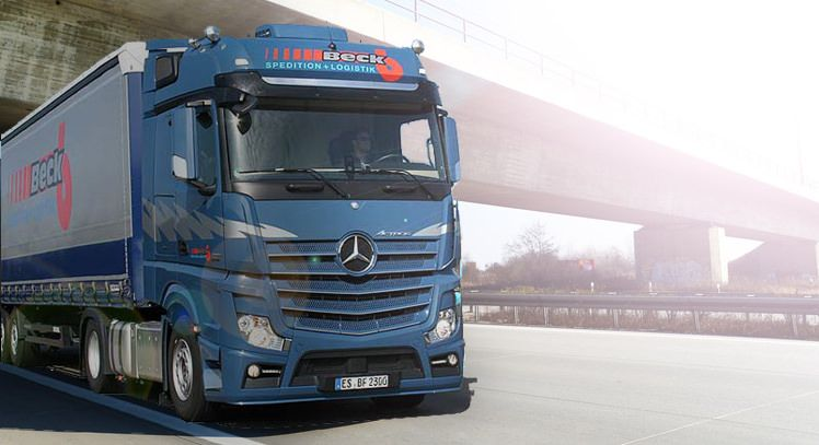 Lkw Fahrer Gesucht - Filderstadt - Beck Spedition + Logistik Gmbh