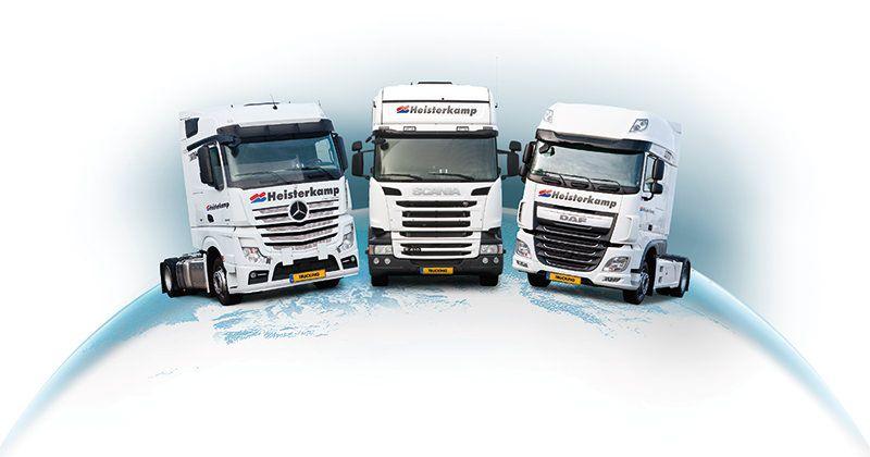 Lkw Fahrer Stellenangebote - Hamm - Heisterkamp Transport Gmbh