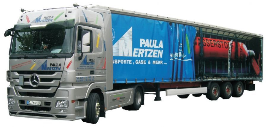 lkw fahrer stellenangebot 45356 essen ruhr paula mertzen gmbh job 3451. Black Bedroom Furniture Sets. Home Design Ideas