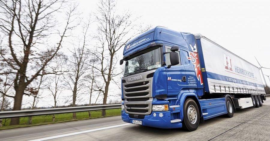 berufskraftfahrer stellenangebot deutschland heinrich