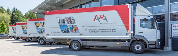 lkw fahrer job 90475 n rnberg fapa gmbh job 5426. Black Bedroom Furniture Sets. Home Design Ideas